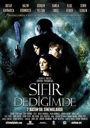 Sifir dedigimde - Turkish poster (thumbnail)