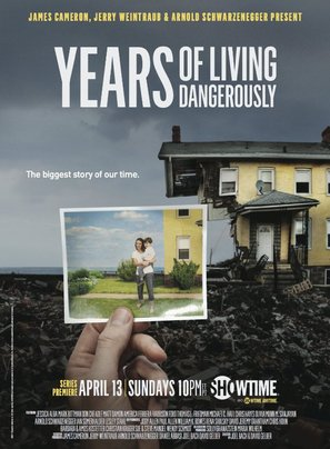 """""""Years of Living Dangerously"""" - Movie Poster (thumbnail)"""