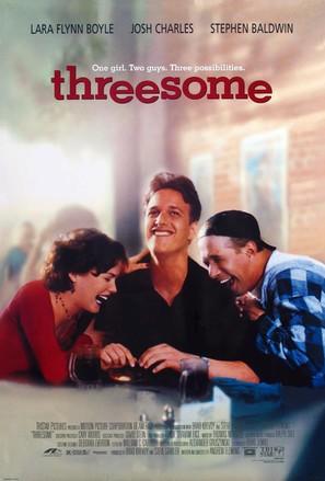 Threesome - Movie Poster (thumbnail)