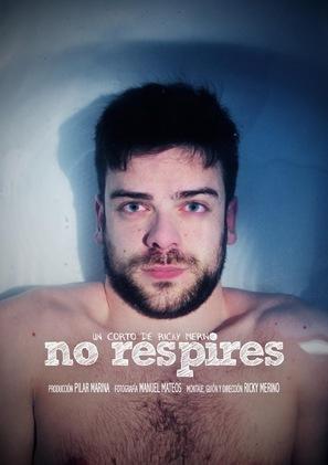 No respires - Spanish Movie Poster (thumbnail)