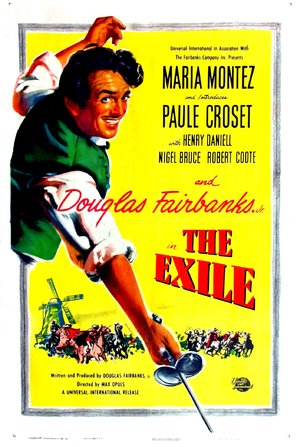 The Exile - Movie Poster (thumbnail)