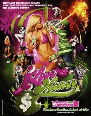 """I Love Money"" - Movie Poster (thumbnail)"