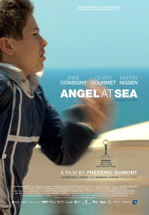 Un ange à la mer - Canadian Movie Poster (thumbnail)