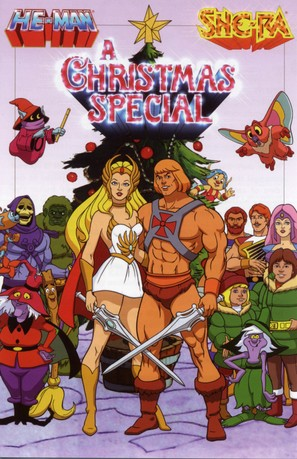 A Christmas Special - DVD cover (thumbnail)