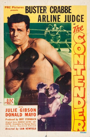 The Contender - Movie Poster (thumbnail)