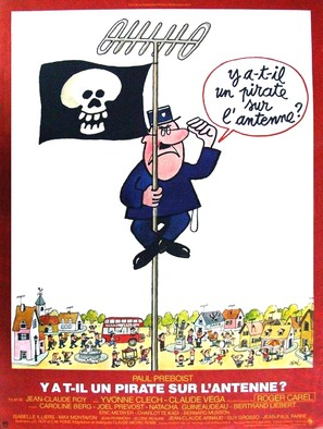 Y a-t-il un pirate sur l'antenne?