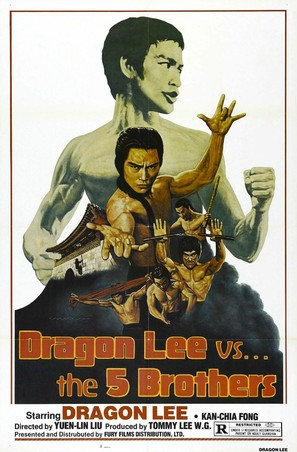 Dragon Lee vs. Five Brothers