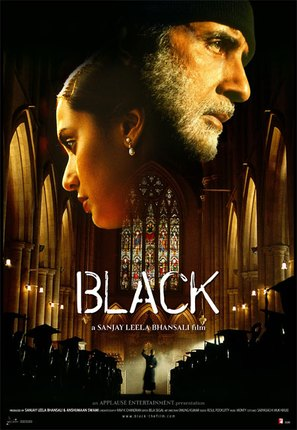 Black - Indian Movie Poster (thumbnail)