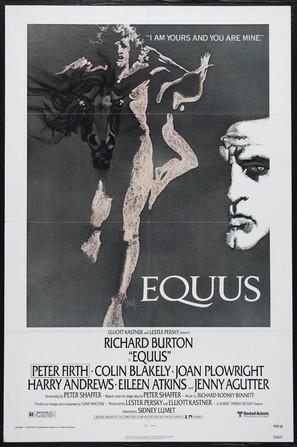 Equus - Movie Poster (thumbnail)