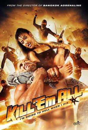 Kill 'em All - Movie Poster (thumbnail)