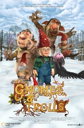 Gnomes and Trolls: The Secret Chamber - Movie Poster (thumbnail)