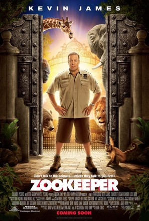 The Zookeeper - Movie Poster (thumbnail)