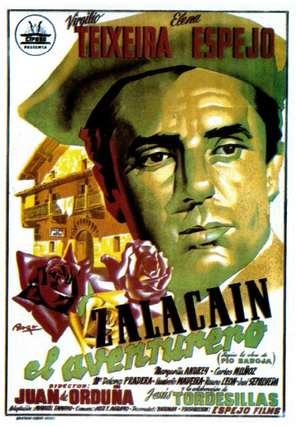 Zalacaín el aventurero - Spanish Movie Poster (thumbnail)