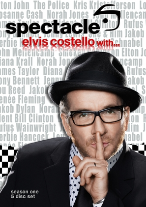 """Spectacle: Elvis Costello with..."" - Movie Cover (thumbnail)"