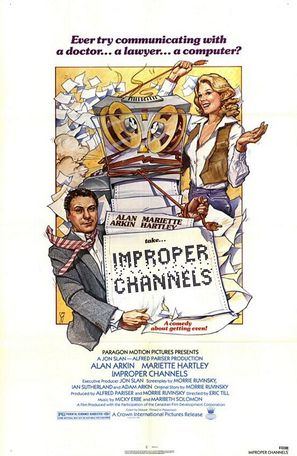 Improper Channels - Movie Poster (thumbnail)