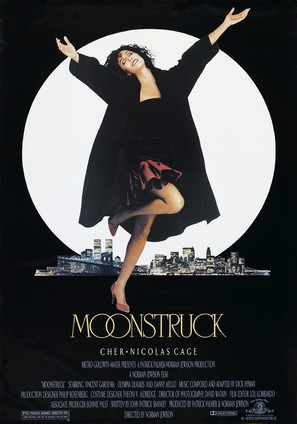 Moonstruck - Movie Poster (thumbnail)