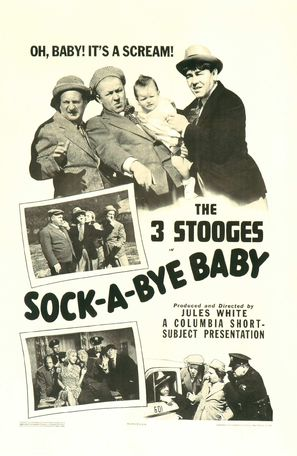 Sock-a-Bye Baby - Movie Poster (thumbnail)