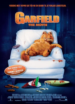 Garfield 2004 Movie Posters