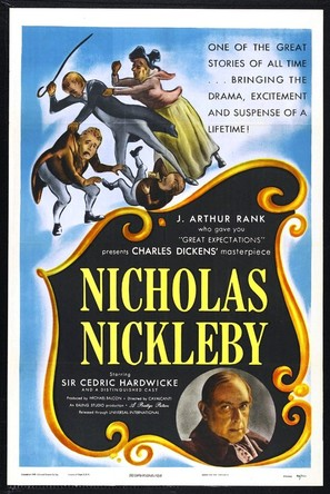 Nicholas Nickleby - Movie Poster (thumbnail)