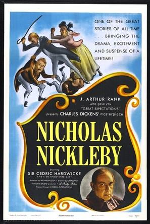 Nicholas Nickleby - Movie Poster (thumbnail)