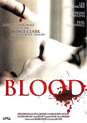 Blood - French Movie Poster (thumbnail)