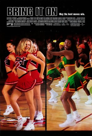 Bring It On - Movie Poster (thumbnail)