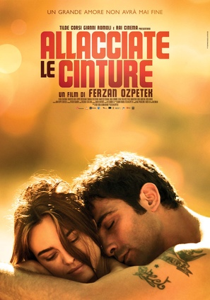 Allacciate le cinture - Italian Movie Poster (thumbnail)