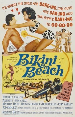 Bikini Beach - Movie Poster (thumbnail)