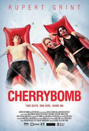 Cherrybomb - British Movie Poster (thumbnail)