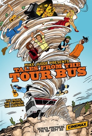 """Mike Judge Presents: Tales from the Tour Bus"""
