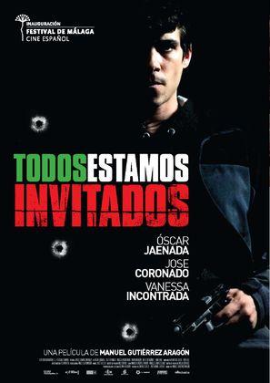 Todos estamos invitados - Spanish Movie Poster (thumbnail)