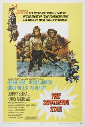 The Southern Star - Movie Poster (thumbnail)