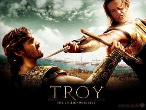 Troy - Movie Poster (thumbnail)