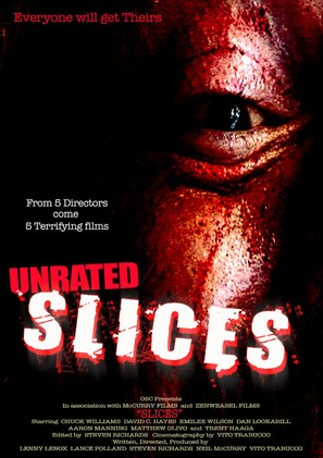 Slices - Movie Poster (thumbnail)