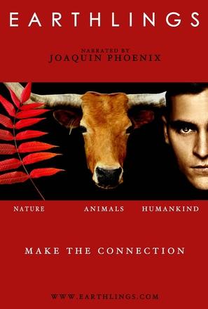 Earthlings - DVD cover (thumbnail)