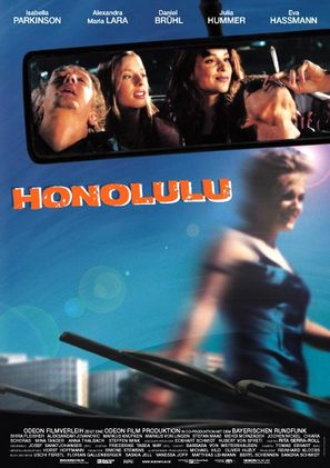 Honolulu - German Movie Poster (thumbnail)