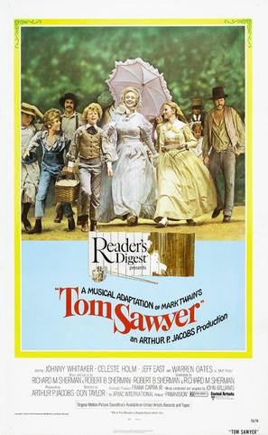 Tom Sawyer - Movie Poster (thumbnail)