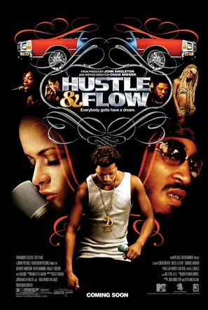Hustle And Flow - Movie Poster (thumbnail)