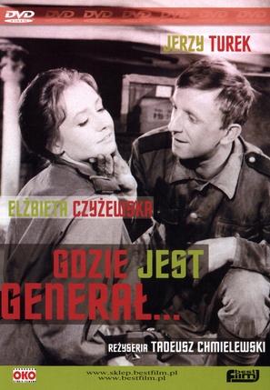Gdzie jest general? - Polish DVD cover (thumbnail)