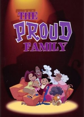 """The Proud Family"" - Movie Cover (thumbnail)"