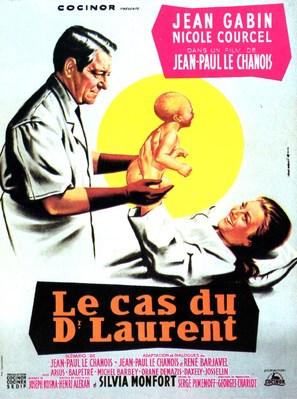 Le cas du Dr Laurent - French Movie Poster (thumbnail)