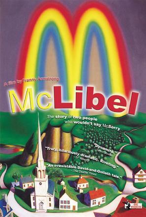 McLibel - poster (thumbnail)