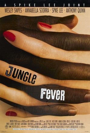 Jungle Fever - Movie Poster (thumbnail)