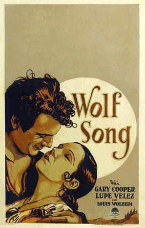 The Wolf Song - Movie Poster (thumbnail)