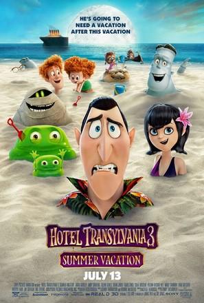 Hotel Transylvania 3 - Movie Poster (thumbnail)