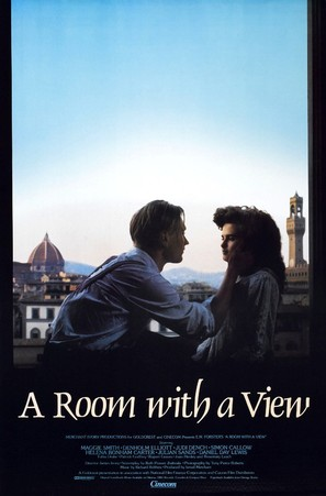 A Room with a View - Movie Poster (thumbnail)