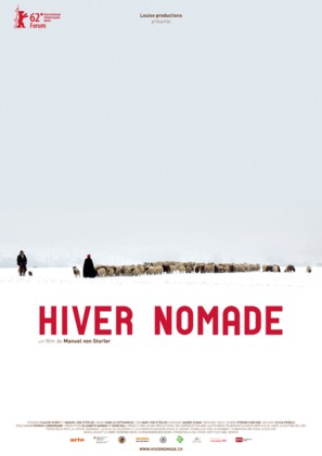Hiver nomade - Swiss Movie Poster (thumbnail)