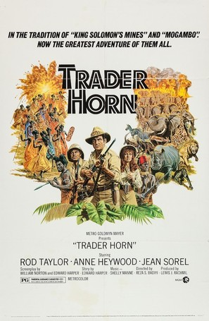 Trader Horn - Movie Poster (thumbnail)