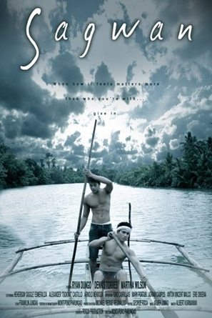 Sagwan - Philippine Movie Poster (thumbnail)