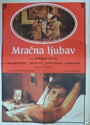 Malamore - Yugoslav Movie Poster (thumbnail)